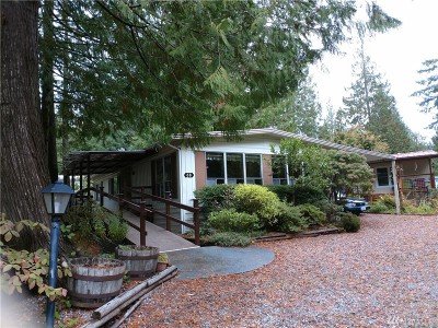 Bellingham Mobile Home For Sale: 4915 Samish Wy #68
