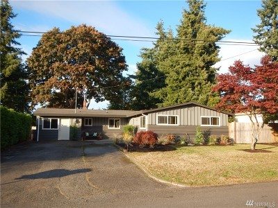Federal Way Single Family Home For Sale: 1402 S 303rd St