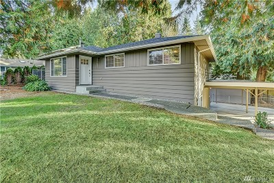 Kirkland Single Family Home For Sale: 12407 NE 72nd St