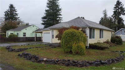 Shelton Single Family Home For Sale: 2032 Hay St