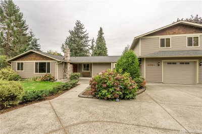 Lynden Single Family Home For Sale: 6761 La Bello