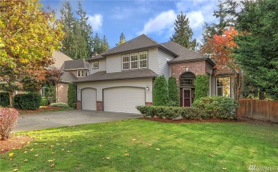 Sammamish Single Family Home For Sale: 20581 NE 33rd Ct