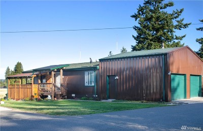 Whatcom County Mobile Home For Sale: 8585 Harborview Rd #5