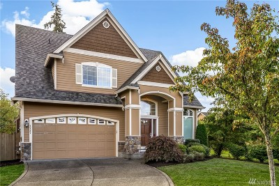 Federal Way Single Family Home For Sale: 1727 SW 357th Ct