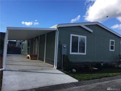 Tacoma WA Single Family Home For Sale: $219,500