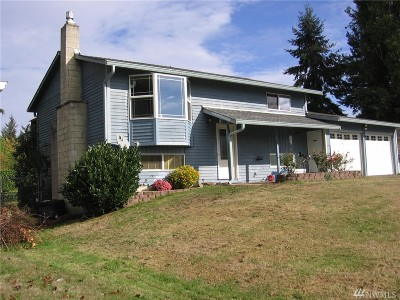 Single Family Home For Sale: 5736 39th Ave SE