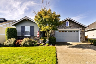 Redmond Single Family Home For Sale: 12547 232nd Wy NE