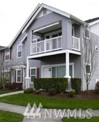 Dupont Condo/Townhouse For Sale: 2104 Palisade Blvd #B-7