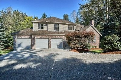 Newcastle Single Family Home Contingent: 7947 138th Ave SE