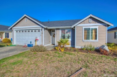 Orting Single Family Home For Sale: 503 Balmer St