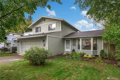 Maple Valley Single Family Home For Sale: 26557 218th Ave SE