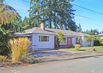 Shelton Single Family Home For Sale: 1005 N 8th St