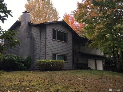 Kenmore Single Family Home For Sale: 20205 61st Ave NE