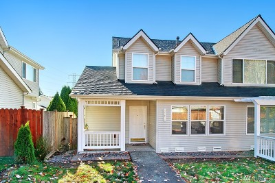 Renton Single Family Home Contingent: 3725 NE 6th St
