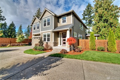 Bonney Lake Single Family Home For Sale: 20713 61st St E