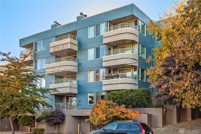Condo/Townhouse Sold: 2145 Dexter Ave N #201