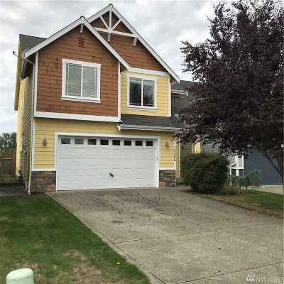 Puyallup Single Family Home For Sale: 13306 94th Av Ct E