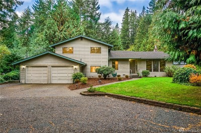 Bothell Single Family Home For Sale: 21926 49th Ave SE