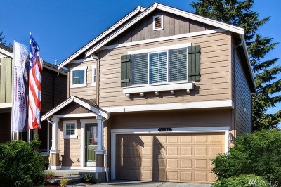 Puyallup Single Family Home For Sale: 10501 190th St E #198