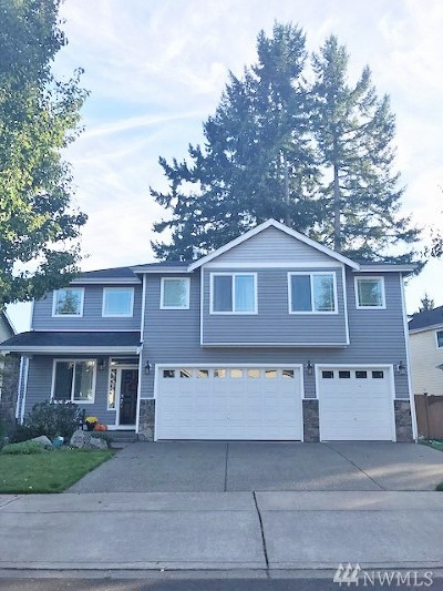 Tumwater WA Single Family Home For Sale: $399,900