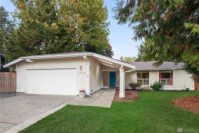 Kirkland Single Family Home For Sale: 10508 NE 124th Ct