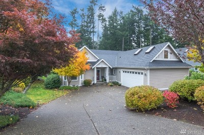 Gig Harbor Single Family Home For Sale: 11013 63rd Ave NW