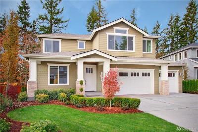 Redmond Single Family Home For Sale: 12395 166th Ct NE