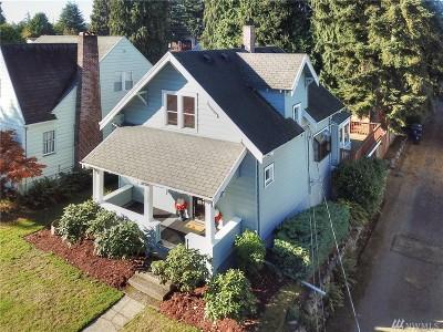 Tacoma WA Single Family Home For Sale: $489,000