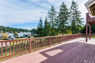 Gig Harbor Single Family Home For Sale: 5511 37th St NW