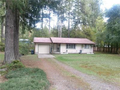 Shelton Single Family Home For Sale: 91 E Stavis Rd