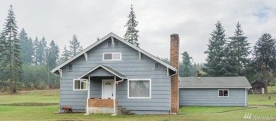 Winlock Single Family Home For Sale: 103 Nelson Rd