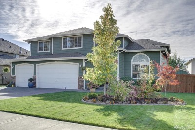 Orting Single Family Home For Sale: 1507 Daffodil Ave