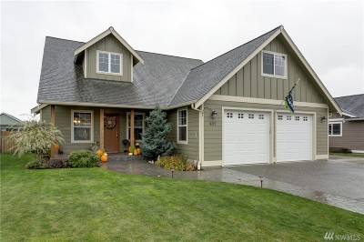 Nooksack Single Family Home For Sale: 407 Westview Pl