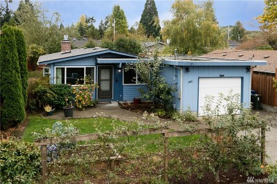 Tacoma Single Family Home For Sale: 8432 S 17th St