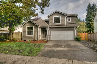 Olympia Single Family Home For Sale: 1526 Redwood Place SE