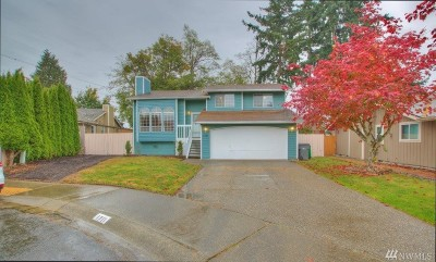 Federal Way Single Family Home For Sale: 1711 SW 347th Place