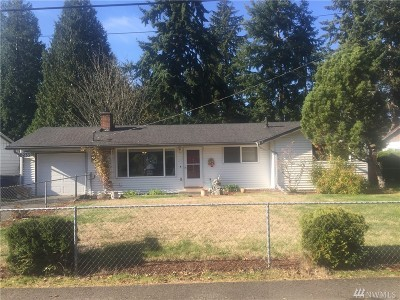 Federal Way Single Family Home For Sale: 30233 4th Place SW