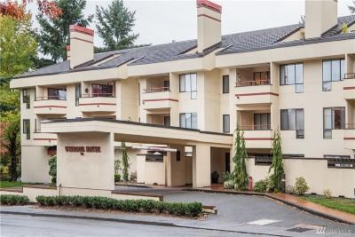 Bellevue Condo/Townhouse For Sale: 401 100th Ave NE #312