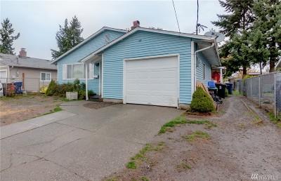 Tacoma Single Family Home For Sale: 1105 E 65th St