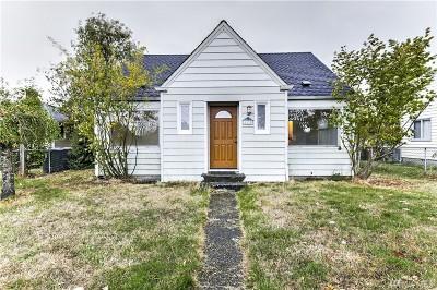 Tacoma WA Single Family Home For Sale: $210,000