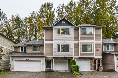 Bothell Single Family Home For Sale: 21334 11th Dr SE