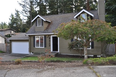 Federal Way Single Family Home For Sale: 2317 S 376 Place