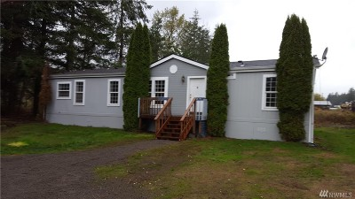 Centralia Single Family Home For Sale: 1621 J St