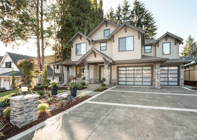 Bellevue Single Family Home For Sale: 10441 SE 14th St