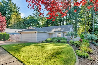 Gig Harbor Single Family Home For Sale: 3610 48th St Ct NW