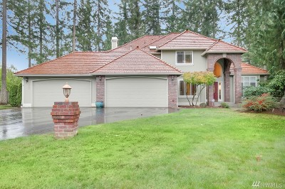 Kent Single Family Home For Sale: 20405 SE 294th Wy