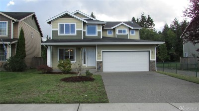 Puyallup Single Family Home For Sale: 16727 129th Av Ct E