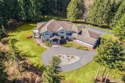 North Bend WA Single Family Home For Sale: $1,669,000