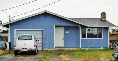 Tacoma Single Family Home For Sale: 7239 S Monroe St