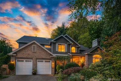 Bothell Single Family Home For Sale: 9918 NE 157th St